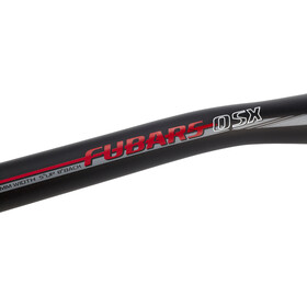 Chromag Fubars OSX Stuur Ø31,8mm DH, black/red